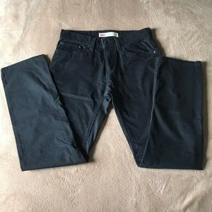 Black Levi's 511 Slim fit. Pre owned
